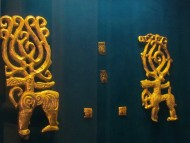 Золотые олени - Оренбургский губернаторский историко-краеведческий музей
